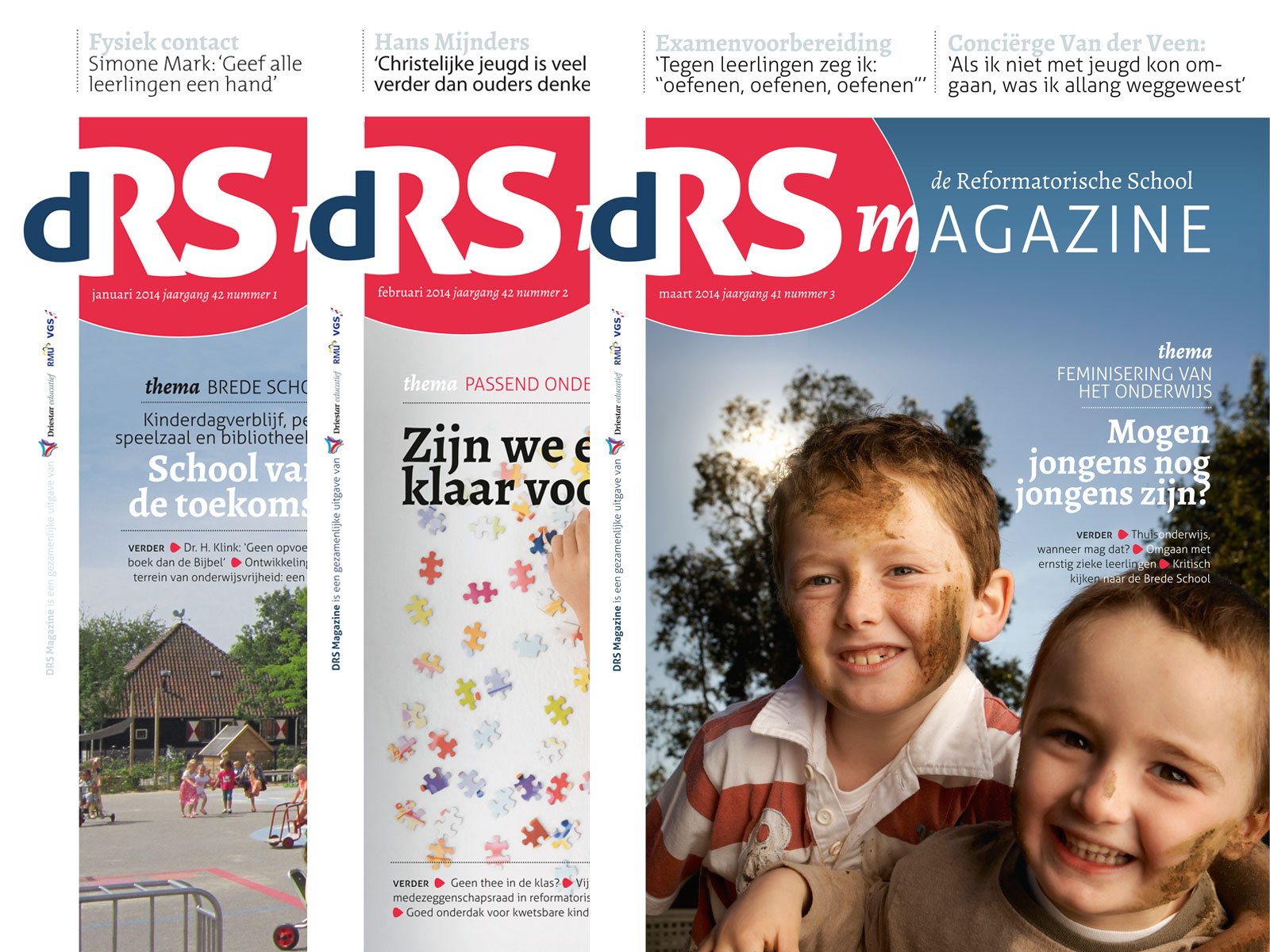 Restyling DRS