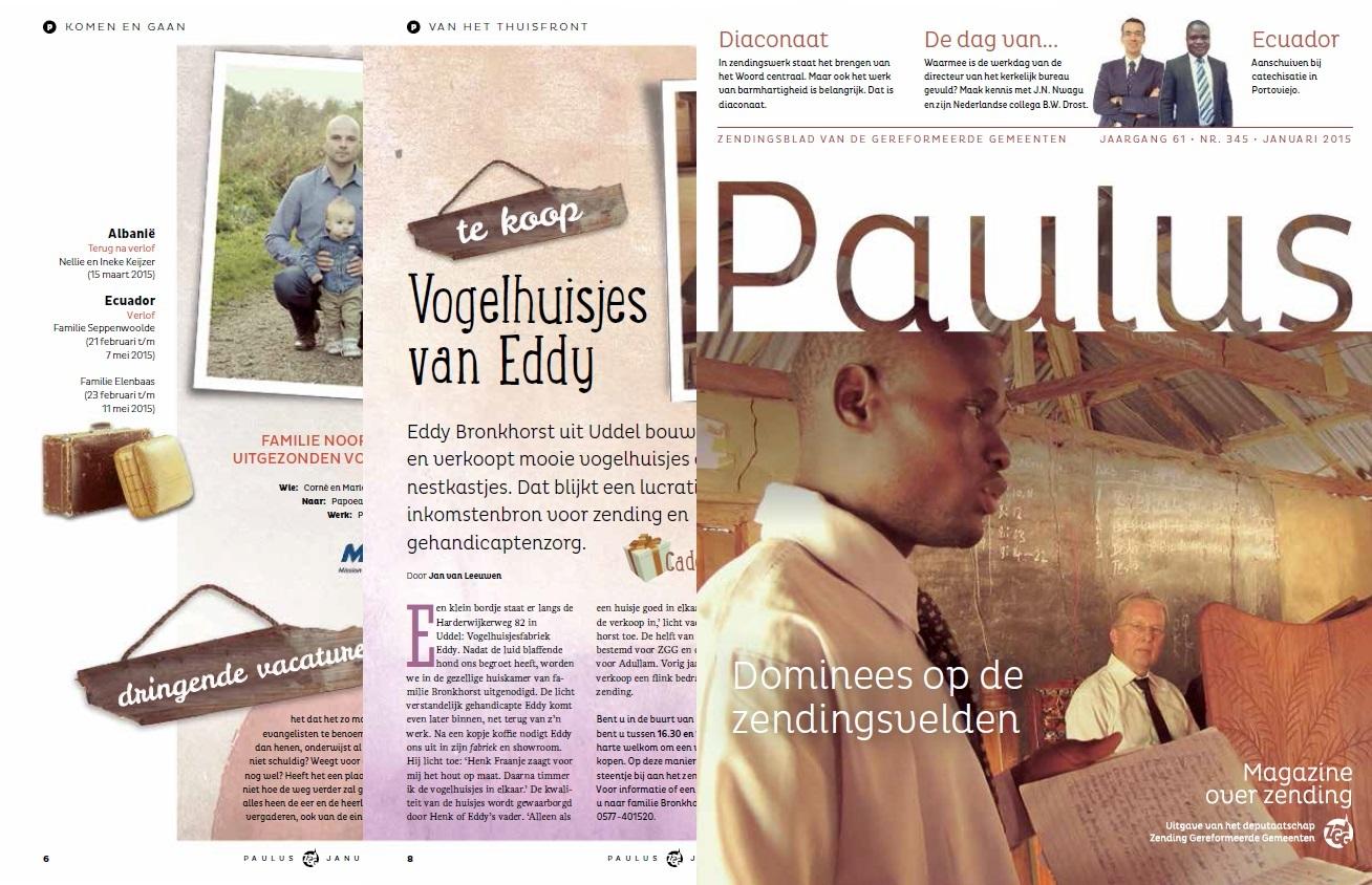 Pauluswebsitee
