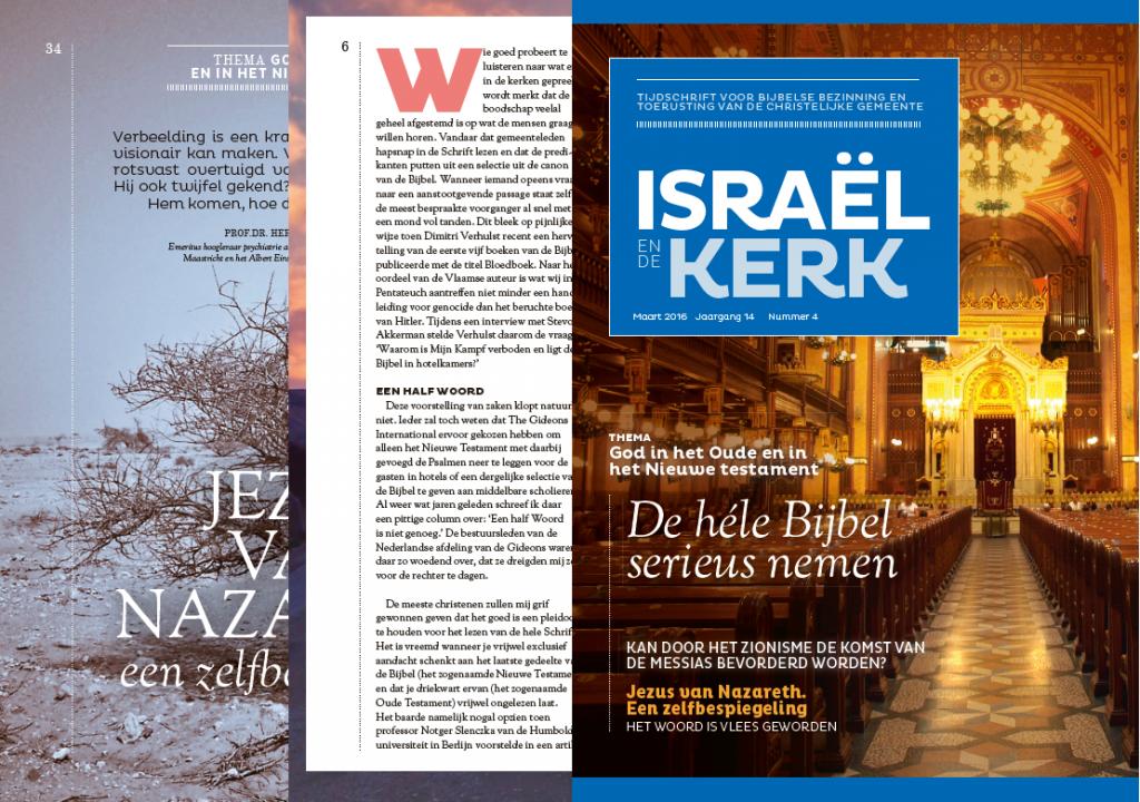 Israel en de kerk maart