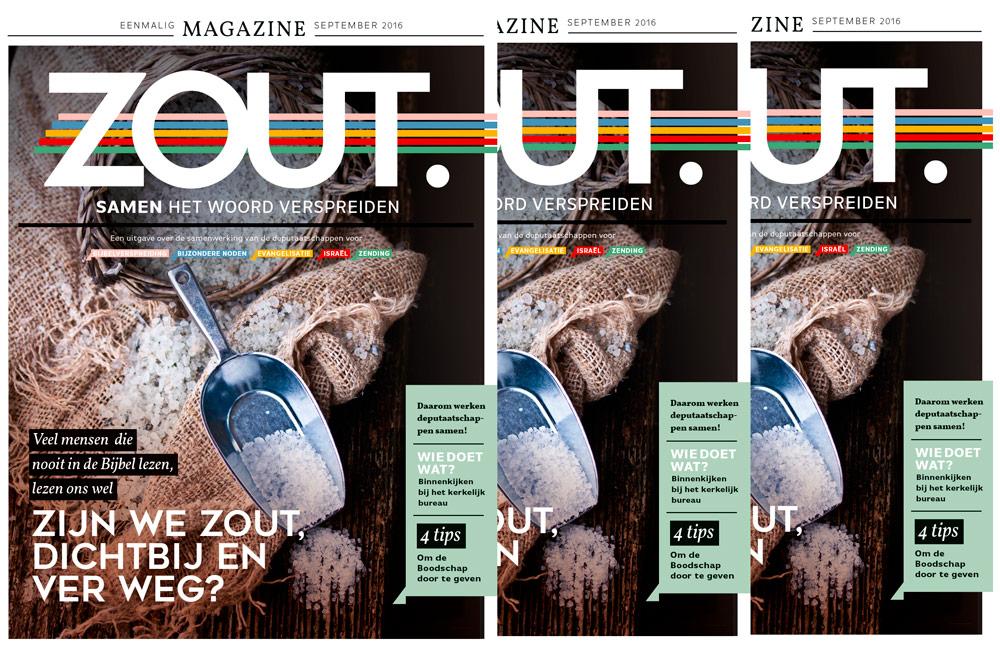 ZOUT: Eenmalig magazine Gereformeerde Gemeenten
