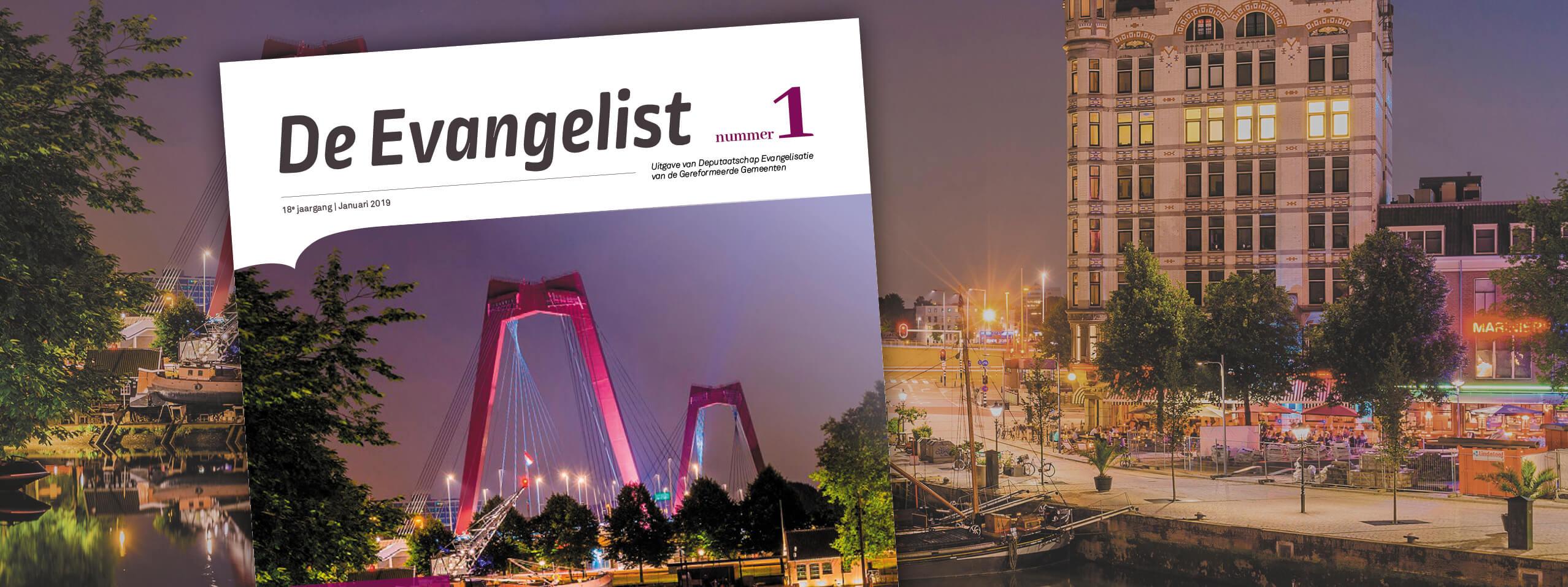 Restyle van magazine De Evangelist