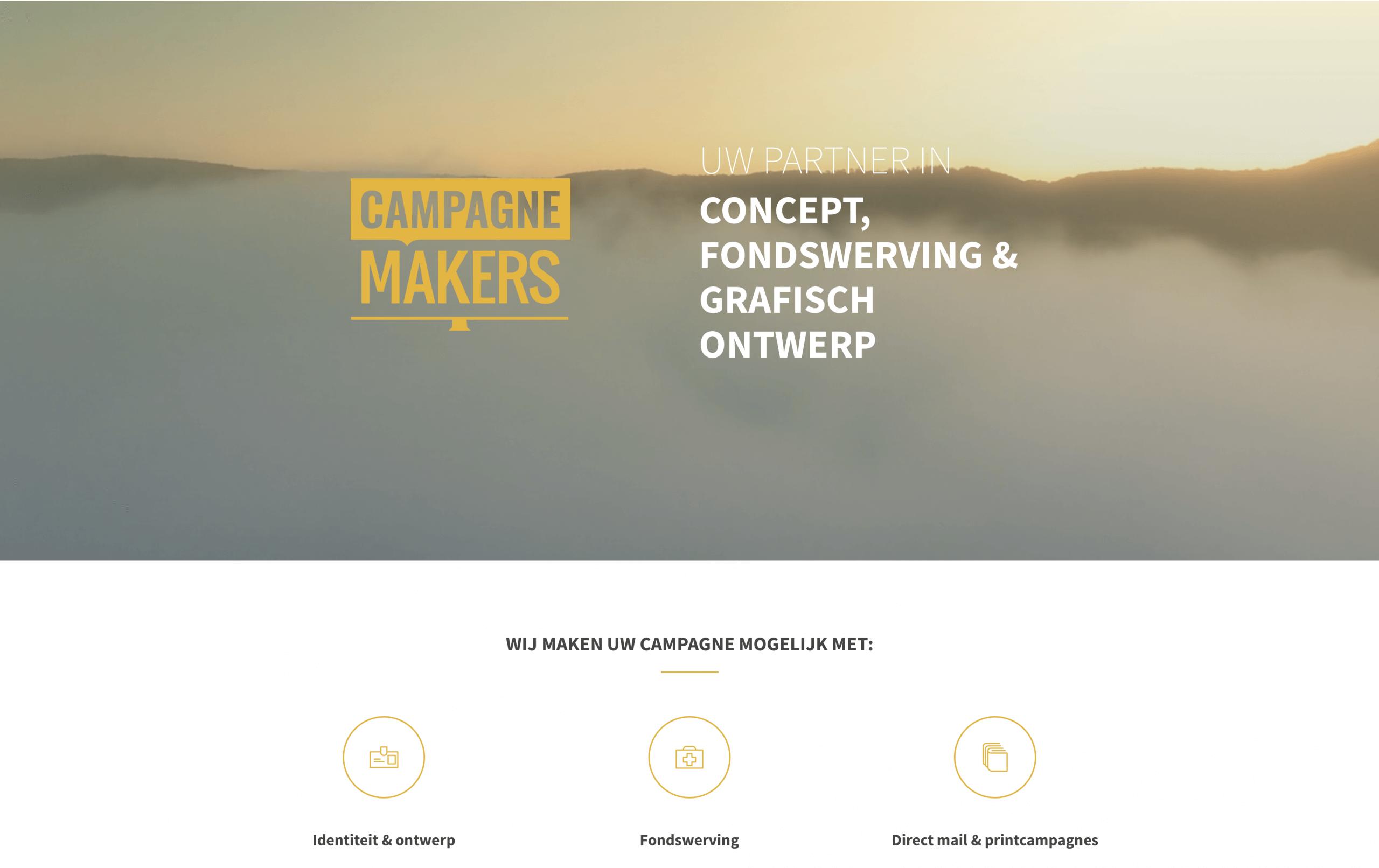 CampagneMakers van start